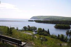 Freshwater Lake Lookoff