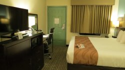 An Inexpensive stay with a few issues
