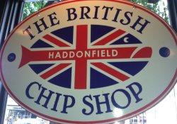 The British Chip Shop