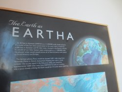 Eartha, the World's Largest Revolving and Rotating Globe
