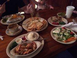 Soooo good!! HUGE portions