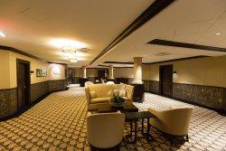 Sitting area/lobby of 3rd floor
