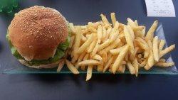 A la frite Belge de la Réunion