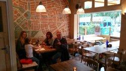 Born and raised in Amsterdam: leuk buurtrestaurant