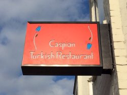 ‪Caspian Turkish Restaurant‬