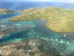Snorkeling in culebra