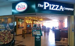 The Pizza Company - Central Kad Suan Kaew