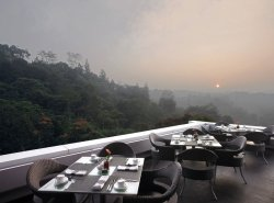 The Restaurant - Padma Hotel