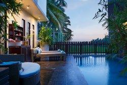 巴厘島豪華別墅式酒店