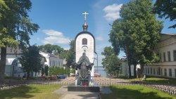 Monument to Makariy Kalyazinskiy