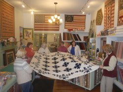 Mary's Quilt Shop