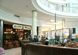 Mugg & Bean Cape Gate Mall