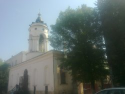 Church of the Icon of Our Lady of All Who Sorrow