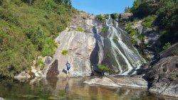 Piscinas naturales del Rio Pedras