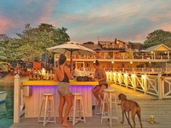 The Sunset Dock Bar