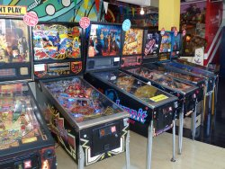 Superelectric Pinball Parlor