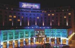 Radisson Blu Hotel, Cottbus
