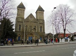 Parish Church of St Mary the Virgin