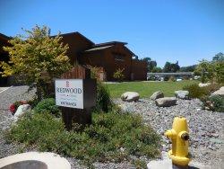 NICE CASINO RESTAURANT IN KLAMATH, CALIFORNIA