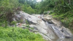 Mor Paeng Waterfall