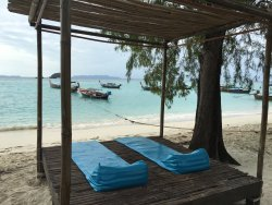 Nice and chilled stay in Lipe Island