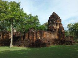 Prasat Muang Singh Historical Park