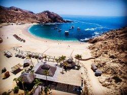 Playa Santa María