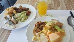 綠波廊午餐