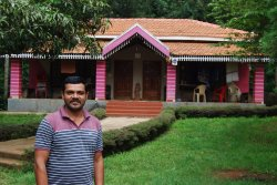 He Is Mr.Varun Owner Of Hill Crest HomeStay