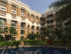 A fine luxury stay with ITC Grand Chola