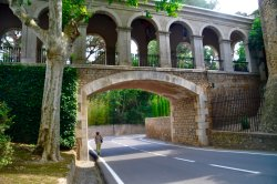 Claustro romanico de Sant Domenech