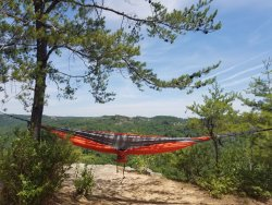 Hiking Red River Gorge