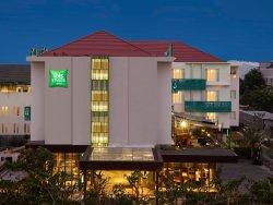 峇里島庫塔雷吉安宜必思風格飯店