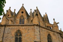 Mirepoix Cathedral