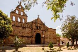 Iglesia de Santa Lucia de Guane