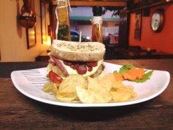 Sandwich con Estilo
