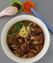 Chef Foo's Taiwan Beef Noodles