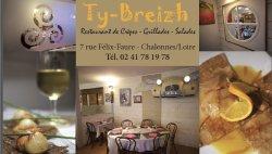Restaurant de Crêpes TY - Breizh