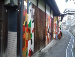 Ogijima Alley Wall Painting Project Wallalley