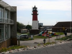Lighthouse Büsum