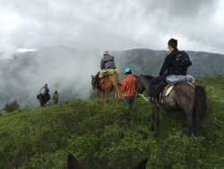 Tibetan Barley Horse Trekking Adventure