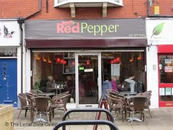 Red Pepper Cafe Bar
