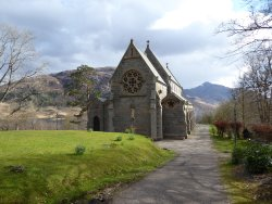 ‪Glenfinnan Church‬