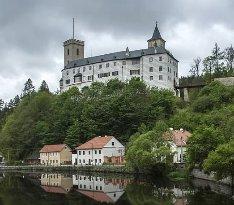 Cistercian Abbey Vyšší Brod