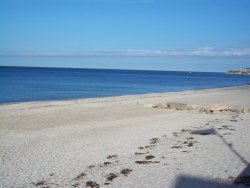White Horse Beach