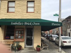 Isabella's Brick Oven