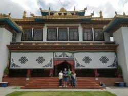 Namkha Khyung Dzong Rigdin Choling Monastery