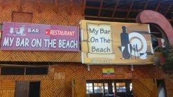 My Bar on the Beach