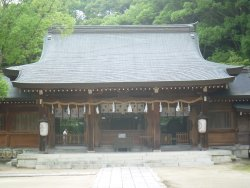 Shijonawate Shrine