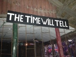 The Time Will Tell